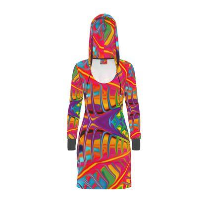 Hoody Dress 8