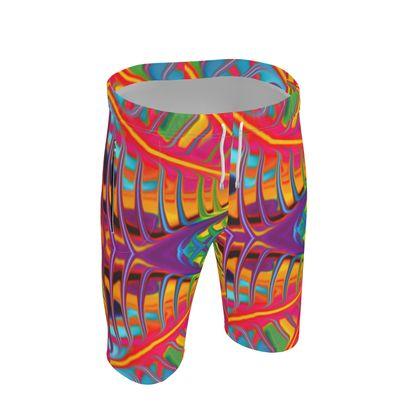 Mens Sweat Shorts1