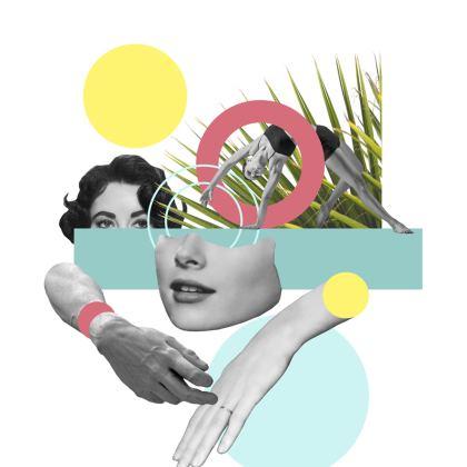 Bathing Kimono