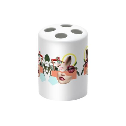 Bathing Toothbrush Holder