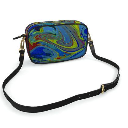 Camera Bag - Abstract Diesel Rainbow 3