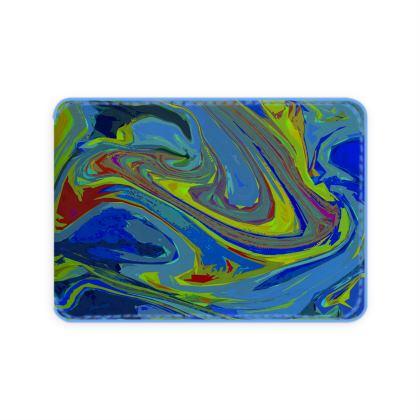 Card Holder - Abstract Diesel Rainbow 3