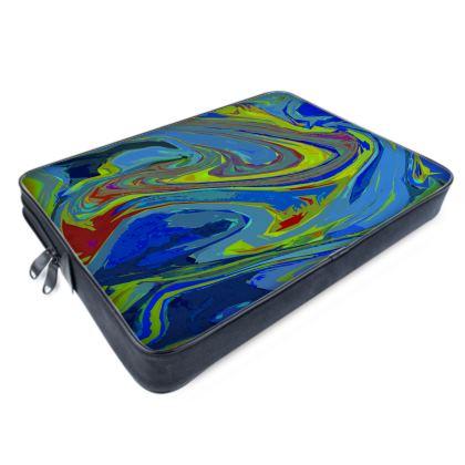 Laptop Bags - Abstract Diesel Rainbow 3