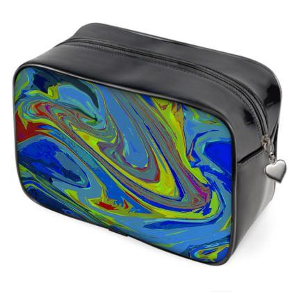 Wash Bags - Abstract Diesel Rainbow 3