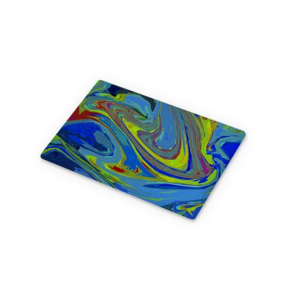 Cutting Boards - Abstract Diesel Rainbow 3
