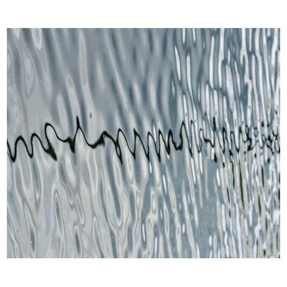 Abstract Line Espresso Set