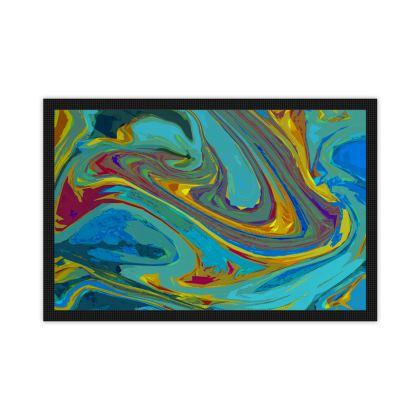 Mats - Abstract Diesel Rainbow 1