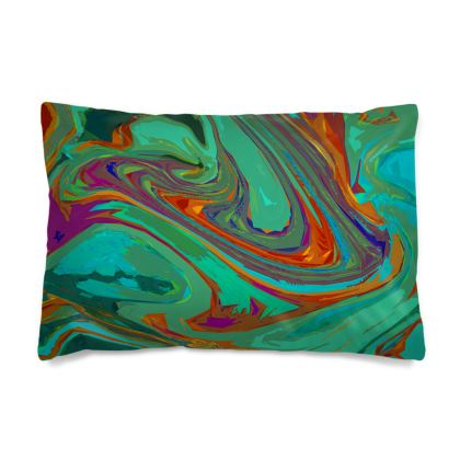 Pillow Cases Sizes - Abstract Diesel Rainbow 2