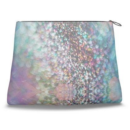 Clutch Bag- Emmeline Anne Rainbow Stones