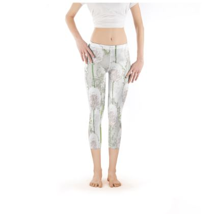 Dandelion Luxury Collection  - Capri Style Leggings