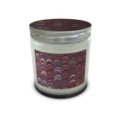 Set Candle In Jar - Around Ex Libris Remix (1800 -1950)
