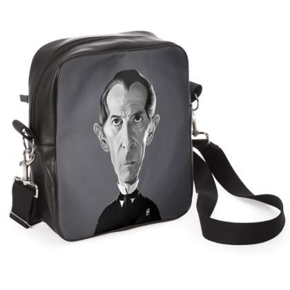 Peter Cushing Shoulder Bag