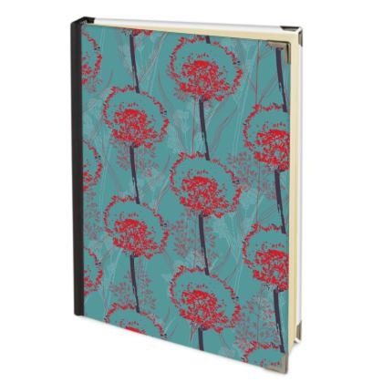 Dandelion Luxury Collection (TEAL) - Journal