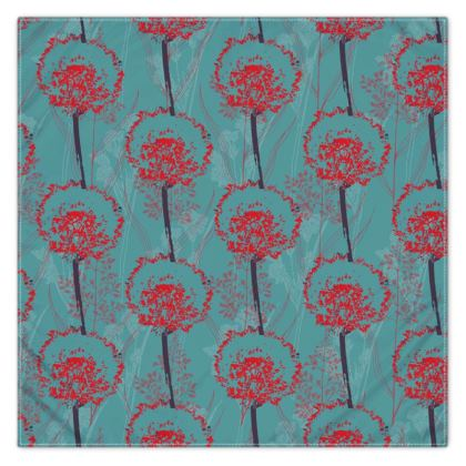 Dandelion Luxury Collection (TEAL) - Scarf