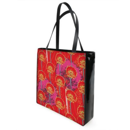 Dandelion Luxury Collection (Red) - Shopper Bag