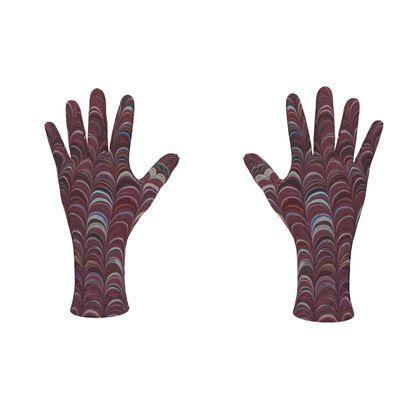 Fleece Gloves - Around Ex Libris Remix (1800 -1950)