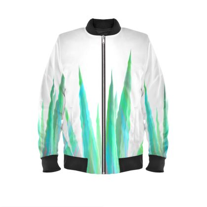 TROPICAL ALLURE - Ladies Bomber Jacket