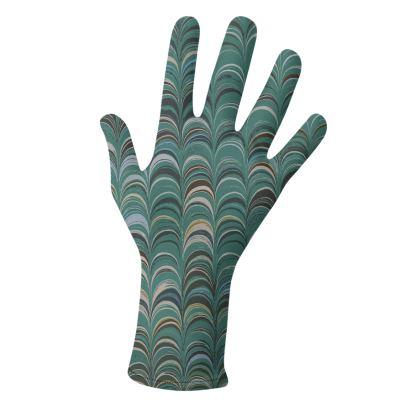 Lycra Gloves - Around Ex Libris Jade Remix (1800 -1950)