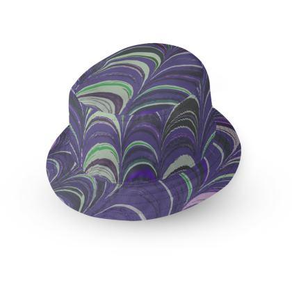 Bucket Hat - Around Ex Libris Purple Remix (1800 -1950)