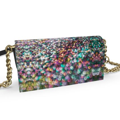 Oana Evening Bag- Emmeline Anne Rainbow Stones