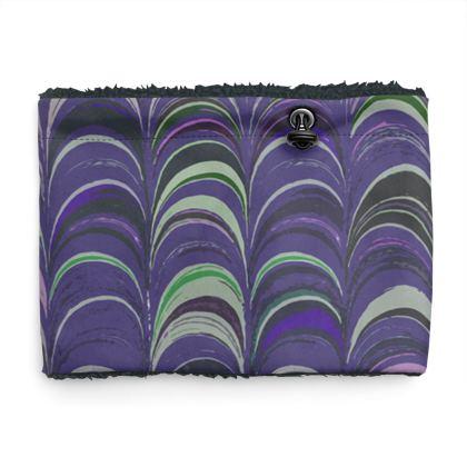 Sherpa Snood - Around Ex Libris Purple Remix (1800 -1950)