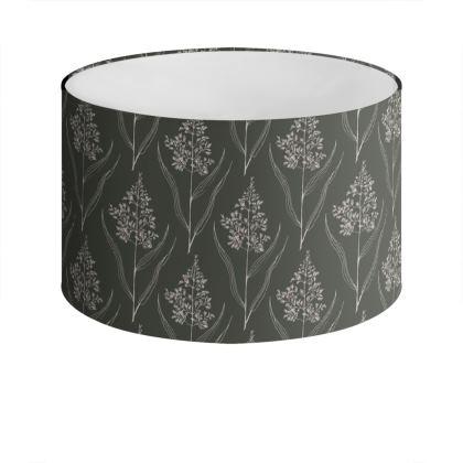 Botanical Luxury Collection - Drum Lamp Shade