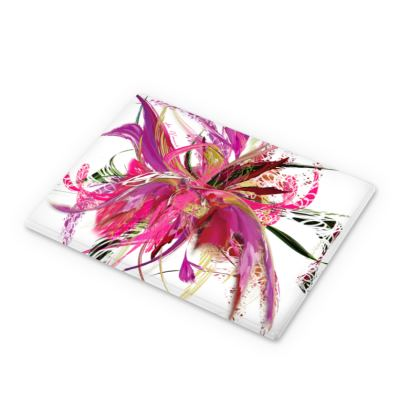 Cutting Boards - Skärbräda - Pink Flow White