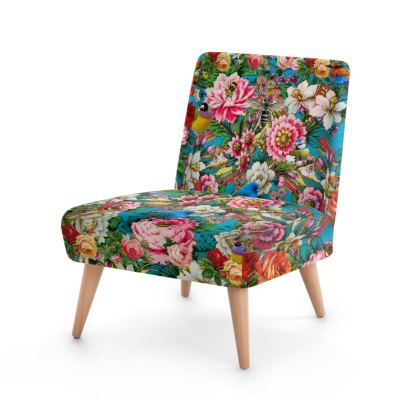 Russian Birdforest Occasional Chair