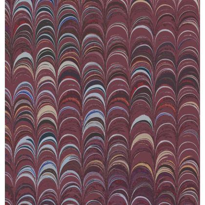 Folding Stool Chair - Around Ex Libris Remix (1800 -1950)