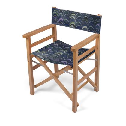 Directors Chair - Around Ex Libris Blue Remix (1800 -1950)