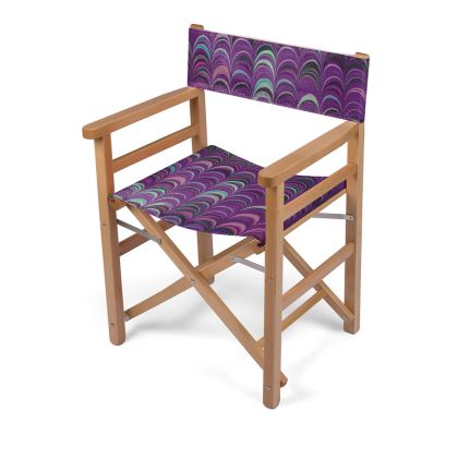 Directors Chair - Around Ex Libris Pink Remix (1800 -1950)