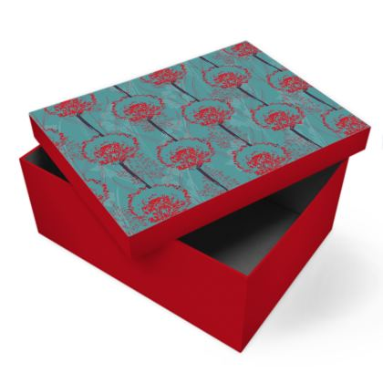Dandelion Luxury Collection (Teal) - Photo Box