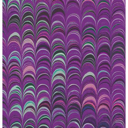 Hard Glasses Case - Around Ex Libris Pink Remix (1800 -1950)