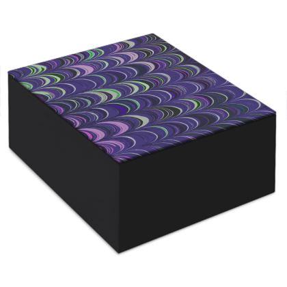 Jewellery Box - Around Ex Libris Purple Remix (1800 -1950)