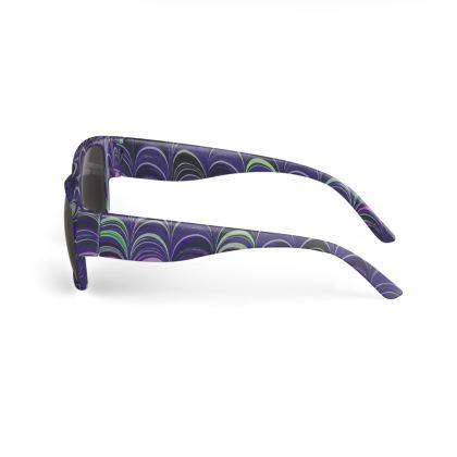 Sunglasses - Around Ex Libris Purple Remix (1800 -1950)