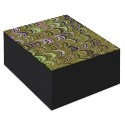 Jewellery Box - Around Ex Libris Yellow Remix (1800 -1950)