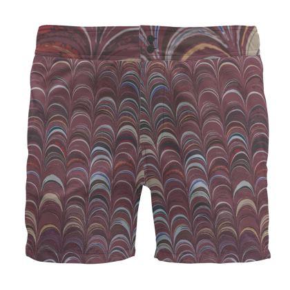 Board Shorts - Around Ex Libris Remix (1800 -1950)