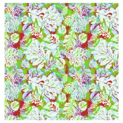 Cut And Sew All Over Print T Shirt XS shown   Oaks   Nutcracker