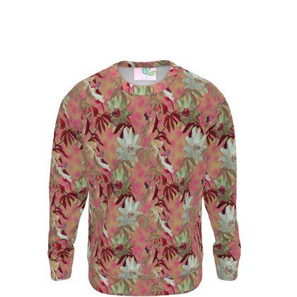 Sweatshirt [ladies]   Med. shown   Passionflower   Alto