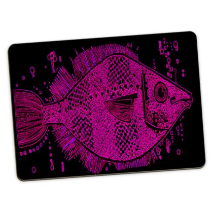Red & Blue Fishy Placemats