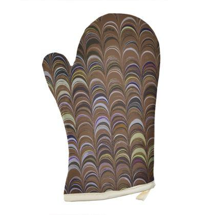 Oven Glove - Around Ex Libris Brown Remix (1800 -1950)