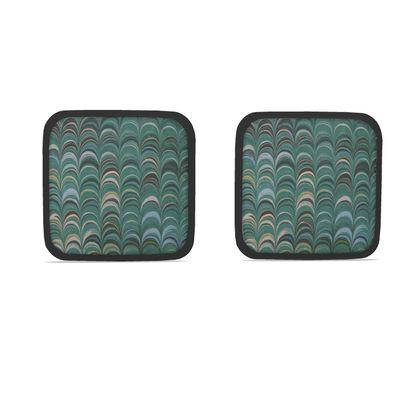 Hot Dish Pads - Around Ex Libris Jade Remix (1800 -1950)