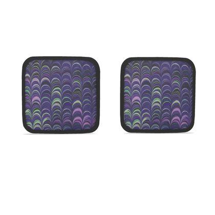 Hot Dish Pads - Around Ex Libris Purple Remix (1800 -1950)