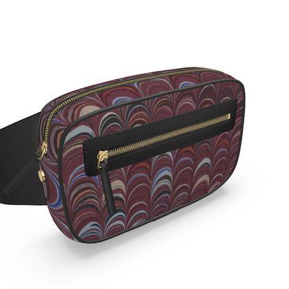 Belt Bag - Around Ex Libris Remix (1800 -1950)