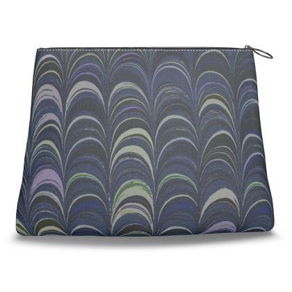 Clutch Bag - Around Ex Libris Blue Remix (1800 -1950)