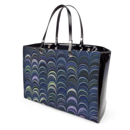 Handbags - Around Ex Libris Blue Remix (1800 -1950)