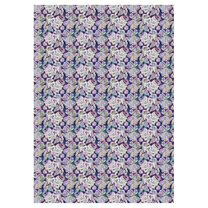 Dressing Gown [men] Mauve   Oaks   Theatrical