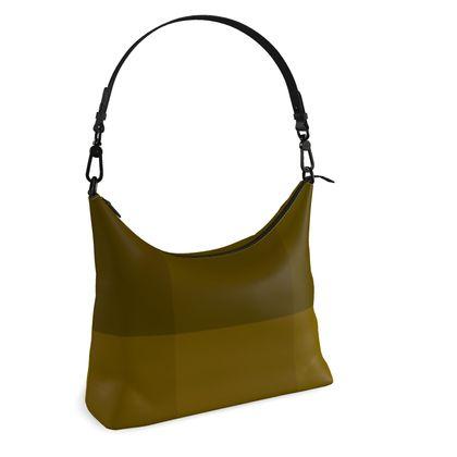 Quadratische Hobo Bag