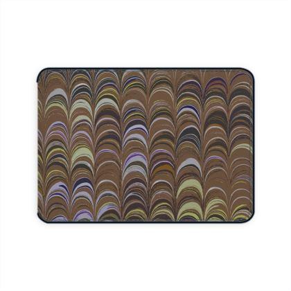 Card Holder - Around Ex Libris Brown Remix (1800 -1950)