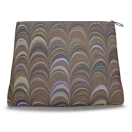 Clutch Bag - Around Ex Libris Brown Remix (1800 -1950)